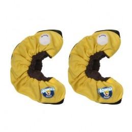 Howies Žlté chrániče korčúľ