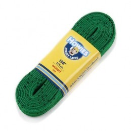 Howies Green Waxed Skate Laces